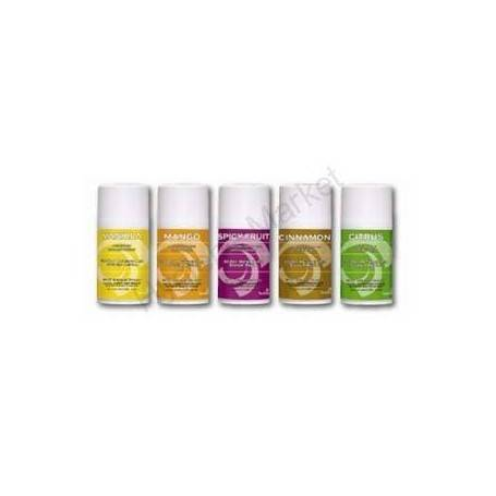 The P+L Airfreshener Systems series Fruits + Flavours