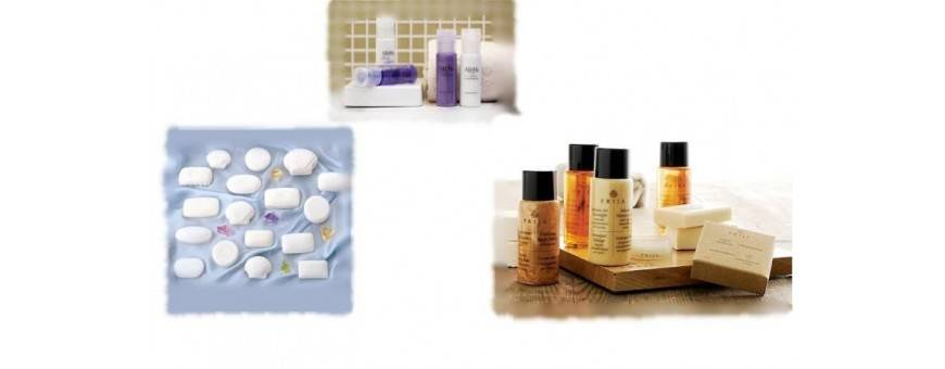 Hotel cosmetics and supplies